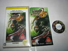 Monster Hunter Portable 2nd G Best Sony Playstation Portable PSP Japan import