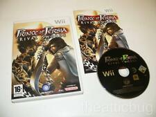 Nintendo Wii ~ Prince of Persia Rival Swords ~ Complete