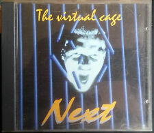 NEXT THE VIRTUAL CAGE CD ROCK POGRESSIVO ITALIANO