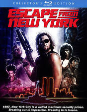 Escape from New York (Blu-ray Disc, 2015, 2-Disc Set, Collectors Edition)