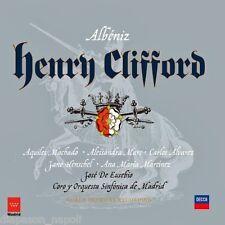 Albéniz: Henry Clifford / De Eusebio, Machado, Marc, Alvarez, Martinez - CD