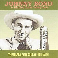 Johnny Bond- Heart and Soul of the West (Jasmine 3512 NEW CD)