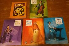 McGraw Hill 2nd 3rd 4th 5th 6th 7th 8th GRADE 2 3 4 5 6 7 8 MUSIC HOMESCHOOL LOT