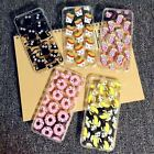 Cute Pattern Hybrid Soft Bumper Clear Hard Back Case Cover For iPhone 6 6s Plus