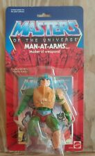 Man-At-Arms 2000 Collectors Action Figure (Mattel)  SEALED in Box!