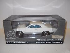 Ertl 1:18 Diecast Authentics - 1966 Chevelle SS 396 - The Story Cars 1 of 252