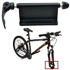 New Alloy Fork Mount Quick Release MTB Road Bicycle Bike Rack Car Roof Carrier