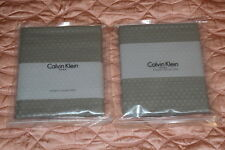 1 pcs Standard pillow cases Sham Calvin Klein HOME  DASH Thorn $100.00 NWT