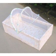 Universal Baby Cradle Bed Mosquito Net Summer Baby Safe Arched Bed Net