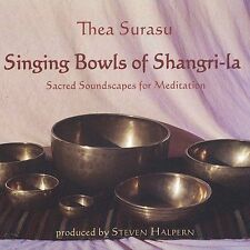 Singing Bowls of Shangri-La by Thea Surasu