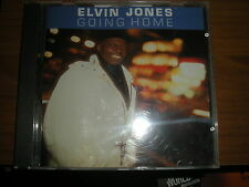 Going Home [Audio CD] Elvin Jones