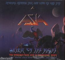ASIA - Spirit of the night - BOX SET LIVE CD + DVD  2010 SEALED SIGILLATO