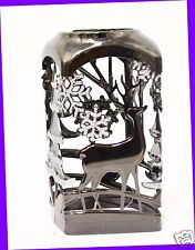 1 Bath & Body Works REINDEER Snow SPARKLE Gentle Foaming Hand Soap Holder Sleeve