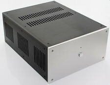 WF1109 Aluminum Chassis Power Amplifier Case PSU Enclosure DAC Box DIY NEW