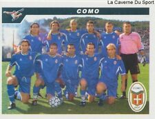 670 SQUADRA COMO CALCIO ITALIA SERIE C1, GIRONE A STICKER CALCIATORI 2005 PANINI