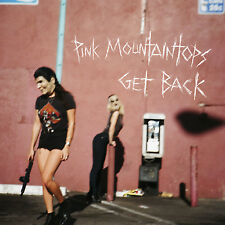 Pink Mountaintops Get Back Vinyl LP Record & MP3 black mountain dinosaur jr NEW+