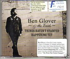 (L912) Ben Glover, Things Haven't Started Hap...- DJ CD
