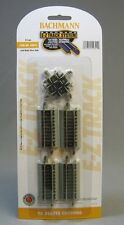 BACHMANN N SCALE E-Z TRACK 90 DEGREE CROSSING EZTRACK ez intersection 44841 NEW