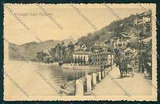 Varese Luino Colmegna cartolina QK2190