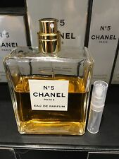 CHANEL No.5 EAU DE PERFUME   2ml Spray Vial Sample