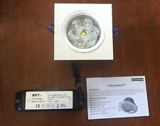 NEW 14w LED Cool White Ceiling Recess Can Spot Light Fixture,Power Supply Driver