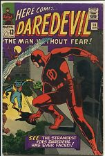 """DareDevil #10 ~ The Organization """"Strangest Foes He Has Faced""""  ~ (Grade 4.0) WH"""