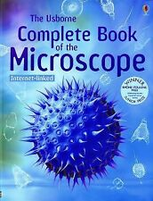 The Usborne Complete Book of the Microscope: Internet-Linked by Rogers, Kirstee