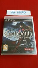 CASTLEVANIA LORDS OF SHADOW PS3 SONY NEUF SOUS BLISTER VERSION FRANCAISE