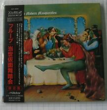 FRUUP - Modern Masquerades REMASTERED JAPAN MINI LP CD NEU RAR! VICP-60928