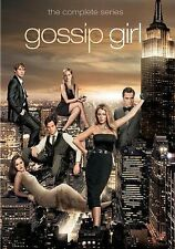 Gossip Girl Complete Series Season 1-6 (1 2 3 4 5 & 6) BRAND NEW 29-DISC DVD SET