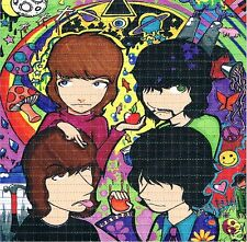 THE BEATLES Blotter Art 30 x 30 = 900 hits NOT soaked in LSD Mint/New