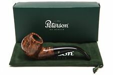 Peterson Shannon Briars 03 Tobacco Pipe Fishtail