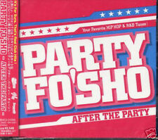Party Fo'Sho: After Da Party - Japan CD - NEW JOE,USHER