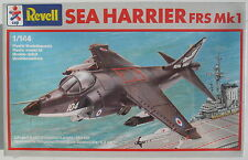 REVELL 4008 - SEA HARRIER FRS Mk 1 - 1:144 - Flugzeug Modellbausatz - Model Kit