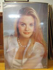 Vintage Clueless Alicia Silverstone 1995 poster man cave hot girl 7729