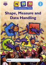 New Heinemann Maths Year 2, Shape, Measure and Data Handling Activity Book (Pap.