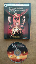 Dungeons and Dragons DVD in The Early Rare Black Clip Case Design