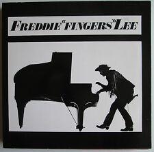 "Freddie ""Fingers"" Lee AZ Rockabilly Vinyl  LP 1978 *"