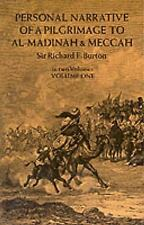 Personal Narrative of a Pilgrimage to Al Madinah and Mecca (Volume 1)