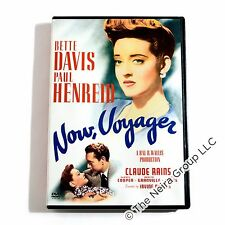 Now, Voyager DVD New Bette Davis Claude Rains Paul Henreid 1942