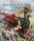 Harry Potter and the Philosopher's Stone: Illustrated Edition (Ha. 9781408845646