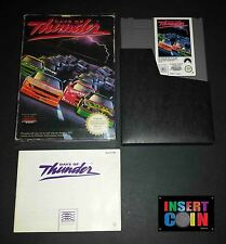 JUEGO NINTENDO NES DAYS OF THUNDER PAL B ESP   NES