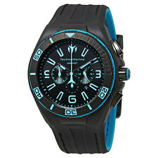 Technomarine Cruise Night Vision Black Dial Mens Watch 115058