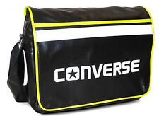 Converse Flap Messenger Sport Bag (Black)