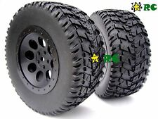 RC 1/10 short course sc tires & wheels for Traxxas Pro-Line Racing Car (1pair)