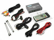 DVB-T Receiver Box 180KM/h Car Mobile Digital TV Tuner Dual ANTENNA MPEG2/4 H264