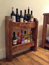 Stand De Vin (wine rack) A Rustic cottage style