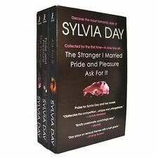 Sylvia Day's Favorites (Pride and Pleasure; Stranger I Married; Ask Fo-ExLibrary