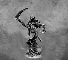 Female Wraith 03739 - Dark Heaven Legends - Reaper Miniatures D&D Grim Reaper