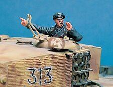 Legend 1/35 German Waffen-SS Tank Commander WWII [Resin Figure Model kit] LF0092